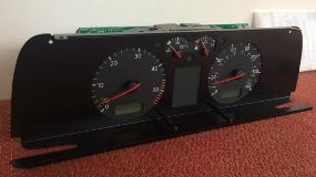 Dash Panel Upgrade | T3 T25 Vanagon instruments | Syncrosport